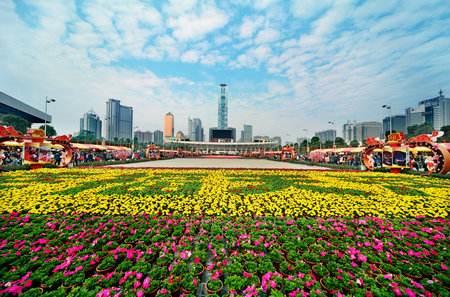 """花城将建""""广州花园""""选址白云山或植物园 2020年建成"""