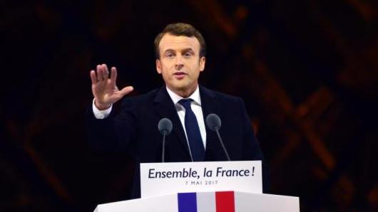 法国议会选举结束 马克龙阵营大获全胜