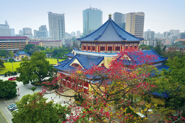 了不起!广州这6个建筑美得上了全国榜单!