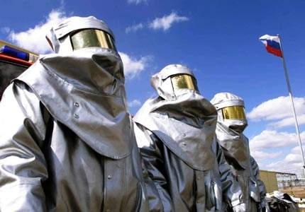 俄媒:俄罗斯依照化武公约已销毁99%化学武器