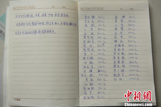 山西沁县一村医遇车祸 34户村民凑6万救命钱