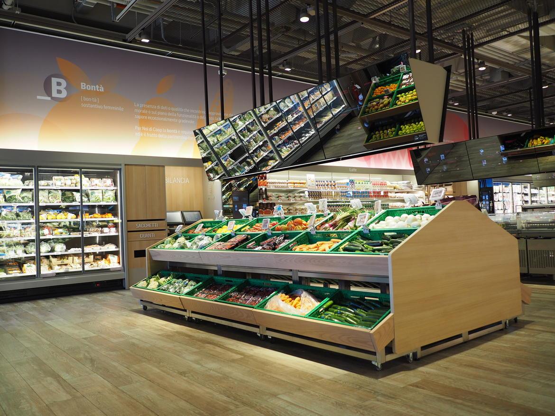 """未来购物啥感觉?来这家""""未来超市""""体验下"""