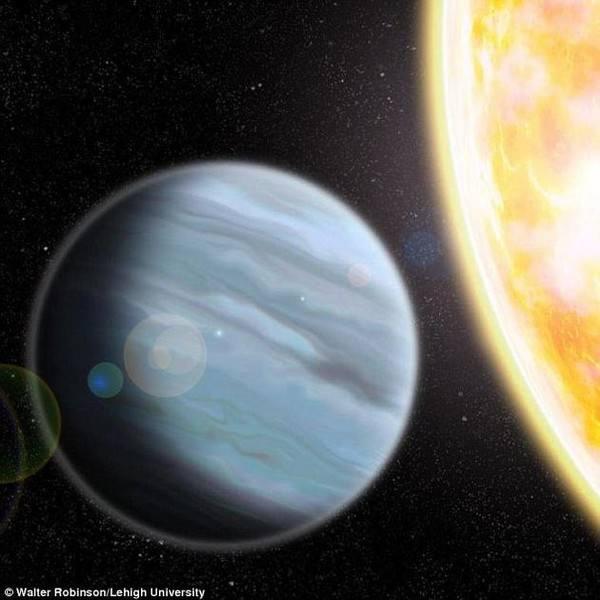 迄今发现最极端特征的七颗行星:最高温度行星比太阳热