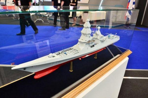 美媒:俄核动力驱逐舰只是噱头 或永远不会建造