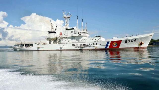 马来西亚接收第2艘日本大型巡逻舰 舰龄已25年