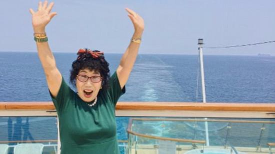 70岁也要美美哒 韩国奶奶靠分享生活视频成人气网红