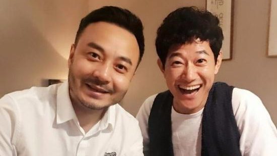 时隔五年,矢野浩二在个人微博晒出了自己与汪涵的合照并配文: