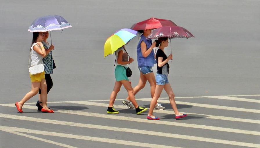 21省份将迎高温 广东60市县(区)发布高温预警