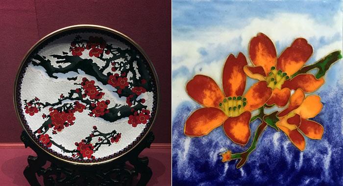 广州博物馆新展讲述中国景泰蓝的前世今生