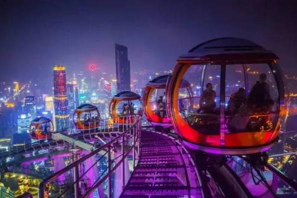 广州塔2016福布斯20大文化地标 这些知识话你知