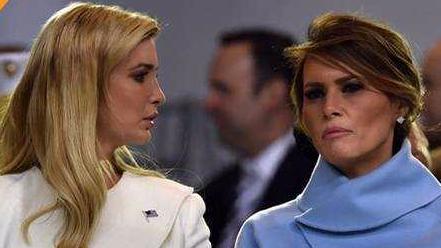华盛顿最美政治家出炉:特朗普妻女上榜 本人落选