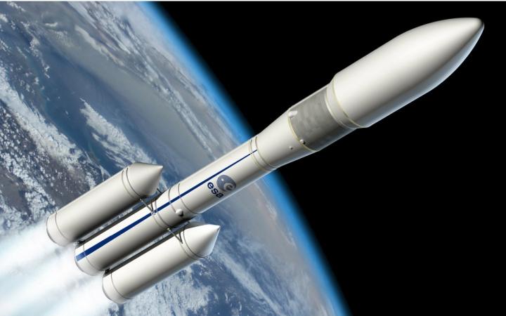 伊朗启用新航天中心并发射一枚小型运载火箭