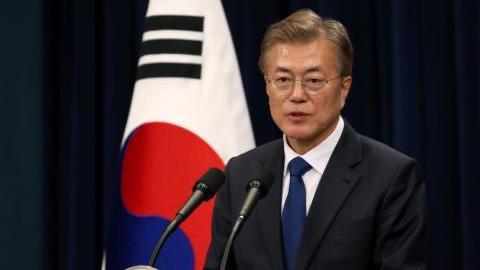 文在寅政府成立后花多少钱?平均每天768万韩元