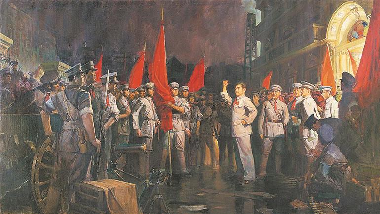 献给中国人民解放军建军90周年:从胜利走向胜利