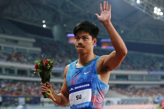 钻石联赛苏炳添百米获第4 博尔特劲敌200米夺冠