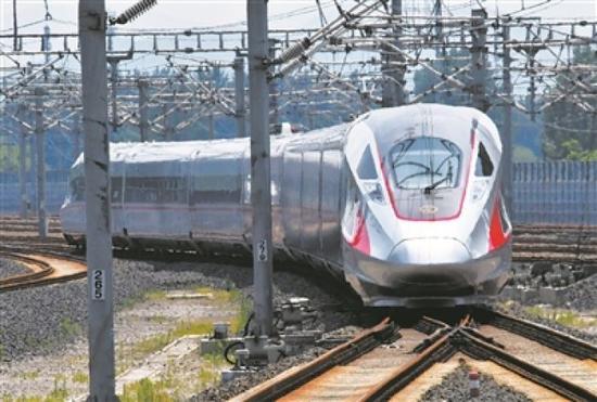 复兴号今日体验运营 9月起京沪高铁缩至4.5小时