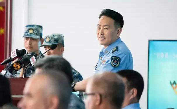 空军发言人谈远洋训练:遇到阻挠我们还要一如既往