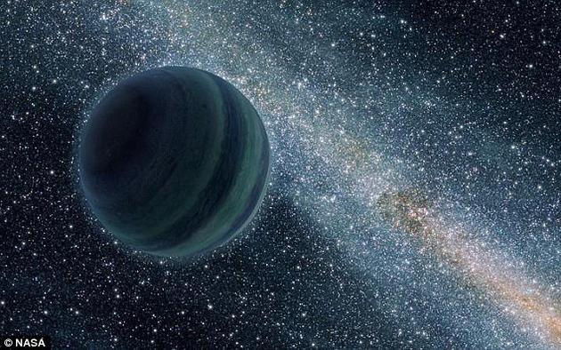 第九行星或存在!改变海王星外侧天体运行轨道