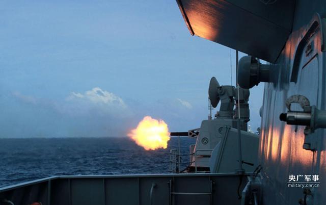俄专家:波罗的海联演对中国海军是前所未有的