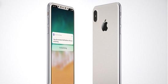 传iPhone 8或到年末发布 没有白色选项