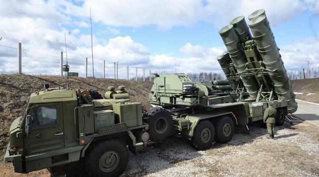 埃尔多安证实土耳其向俄购买S400:已签协议
