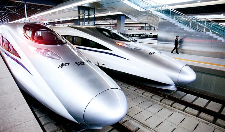 广东拟投2.5万亿建基础设施 实现市市通高铁
