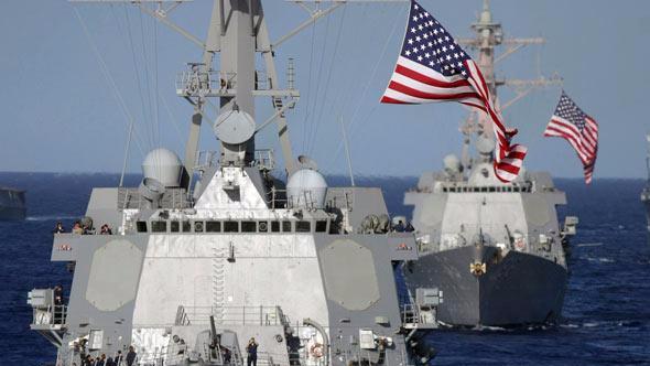 社评:阻止美国军舰停靠台湾,大陆需不惜摊牌