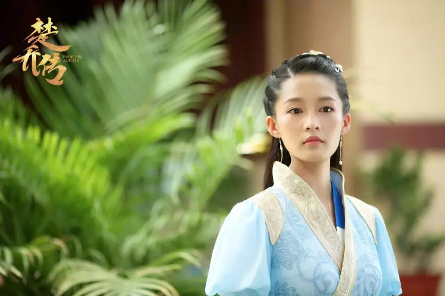 最适合古装的十小花,赵丽颖第三,她不负众望夺第一