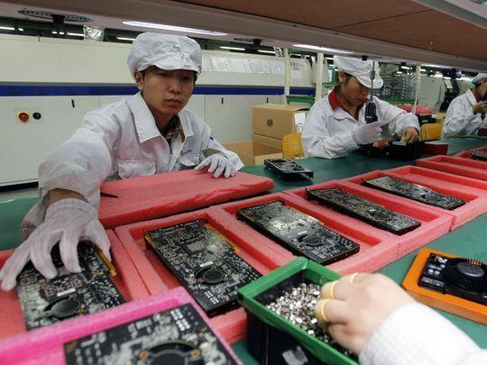 富士康宣布斥资100亿美元在威斯康星州建厂 创造1.3万个就业机会