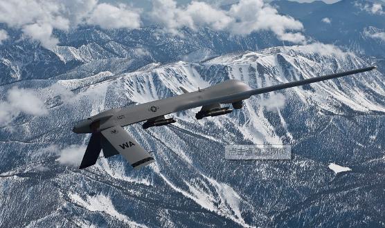 """美军又一架MQ1""""捕食者""""无人机在土耳其坠毁"""