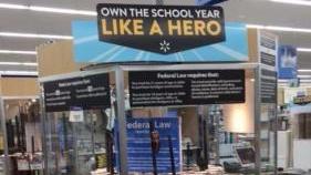 趁迎接开学季促销枪支 全美最大零售公司道歉