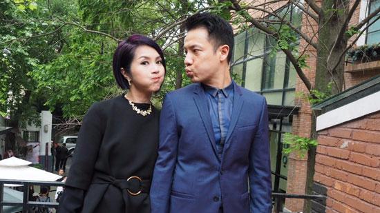 杨千嬅丁子高结婚八周年 晒登记现场照甜蜜如初