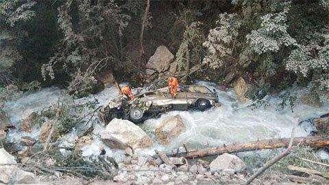 广州一名地震失联旅客遗体被发现,现场还打捞出一小孩遗体