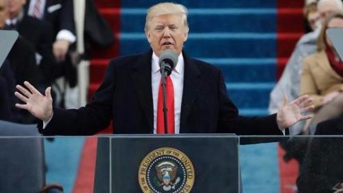"""特朗普就弗州事件言论引不满 或引发""""离职潮"""""""