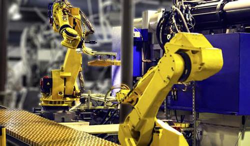 """上海成中国规模最大机器人产业集聚区 加速修炼""""技术内功"""""""