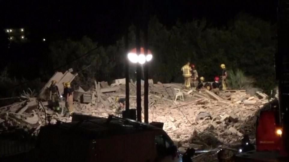 巴塞罗那恐袭前晚发生爆炸 疑为恐怖分子制作炸弹引发