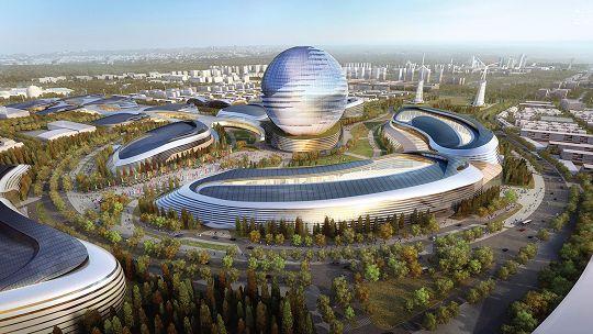 利用世博平台构建广东开放型经济新体制