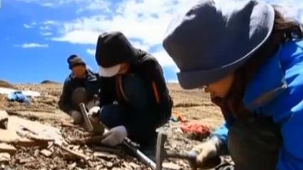 【第三极大科考】第二次青藏高原综合科考研究启动 首轮江湖源科考取得多项成果