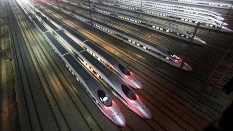 """受台风""""天鸽""""影响 湖南境内部分列车停运"""