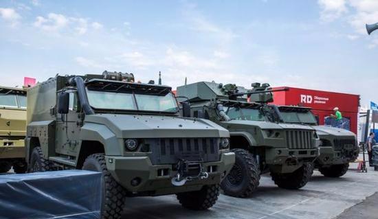 有轮子的智能手机 俄军将装备