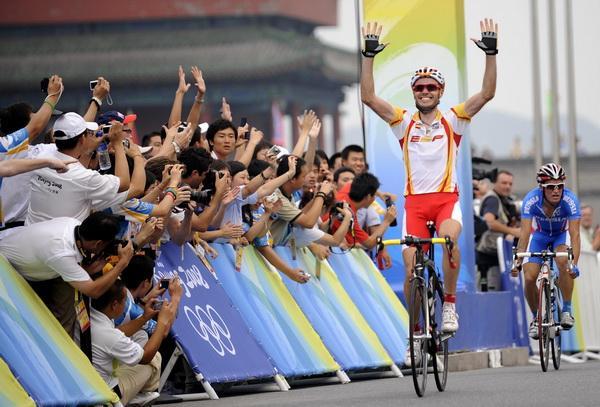 自行车名将未通过赛外药检 曾获北京奥运冠军