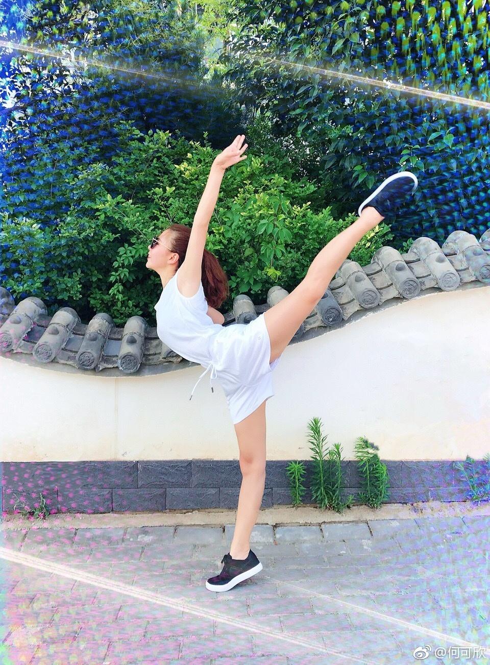 1992年1月1日出生的何可欣是土生土长的北京妞。