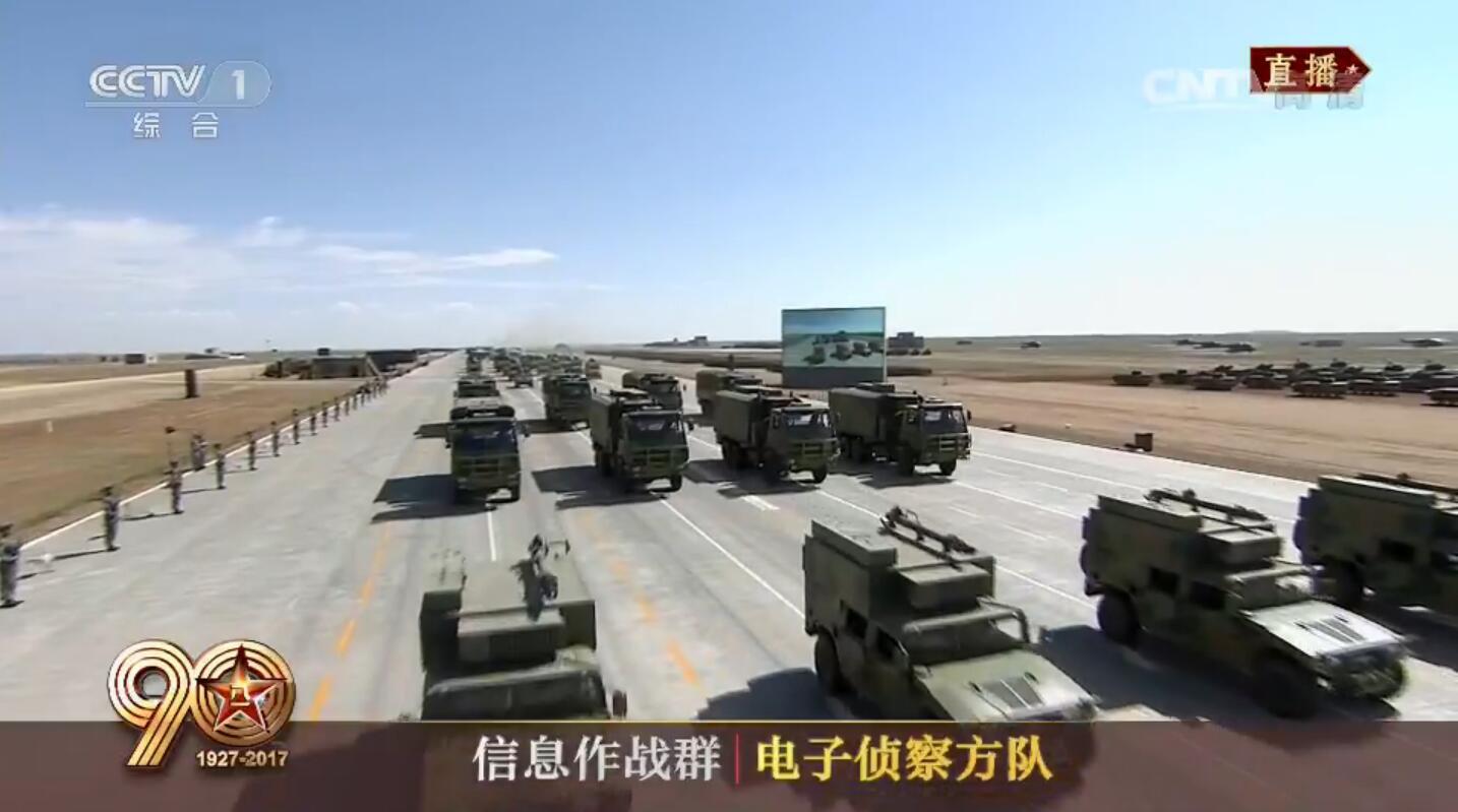 美专家渲染中国电子战威胁:多款装备世界领先