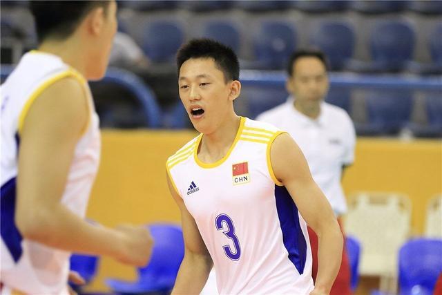 中国男排4-0阿尔及利亚 U23世锦赛斩获第二胜