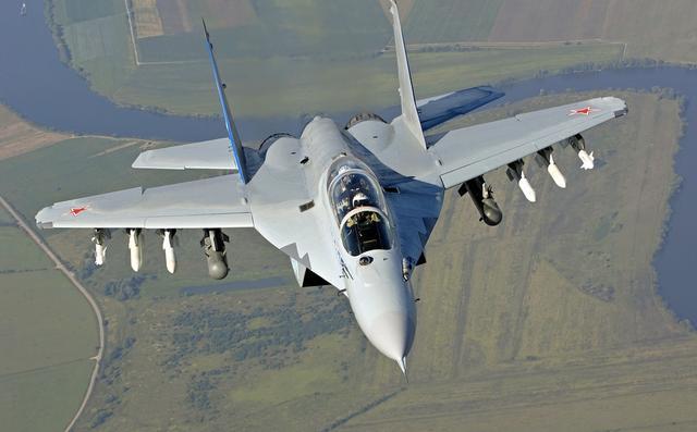 俄罗斯明年将开始生产最新型米格35战机