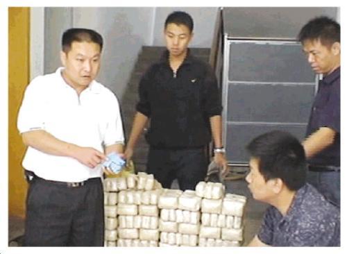 """获""""八一勋章""""的缉毒队长:被贩毒集团悬赏百万报复"""