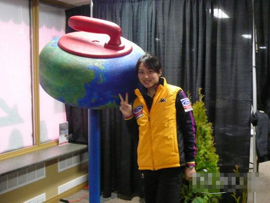浙江女子冰壶队备战冬运 岳清爽任主教练兼队员