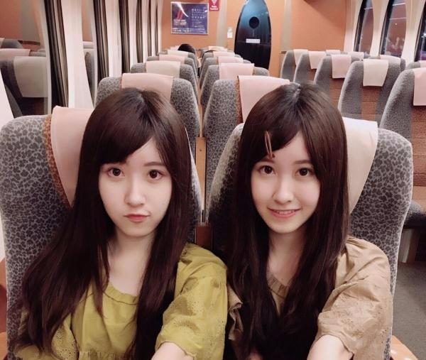 """台湾""""最美双胞胎""""长大后变更美"""