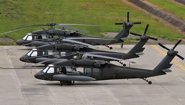 美海军陆战队一架黑鹰直升机失联 5名士兵失踪