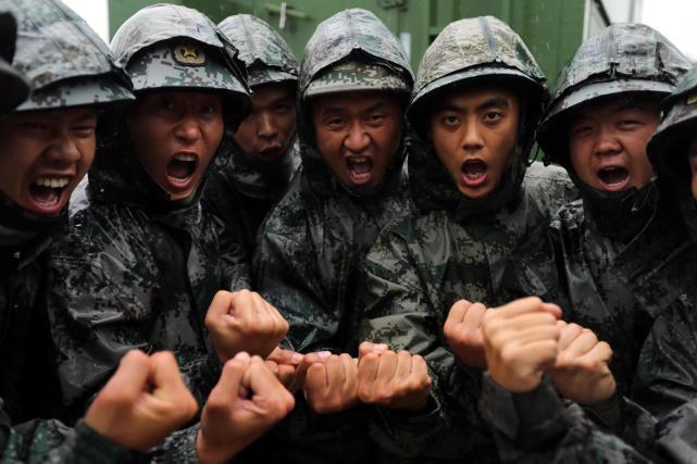 """跨越2017·朱日和""""演习拉开战幕 官兵出征誓师"""